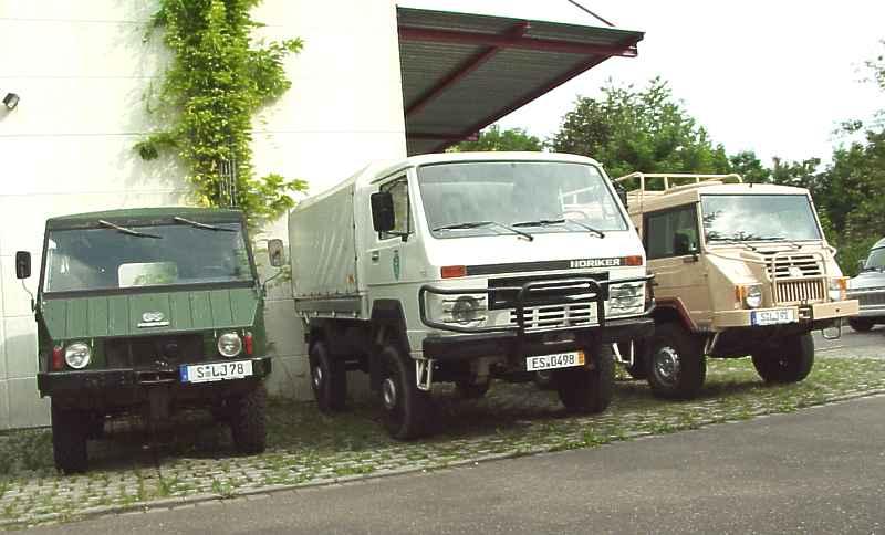 1965 Steyr-Puch Pinzgauer, Noriker 1965