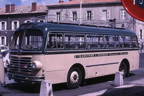 1966 JHM-1966-0444 - Mulhouse, autobus Floirat