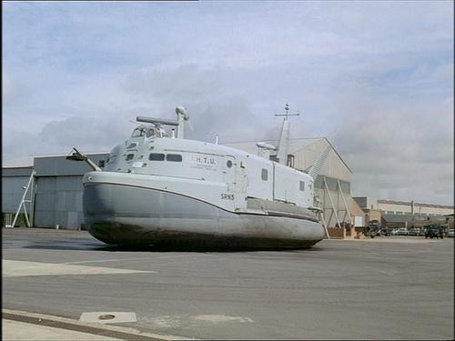 1966 Saunders-Roe SR.N3 Hovercraft