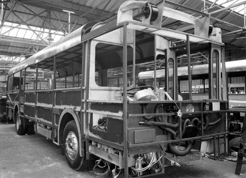 1966 Strachans AEC Merlin