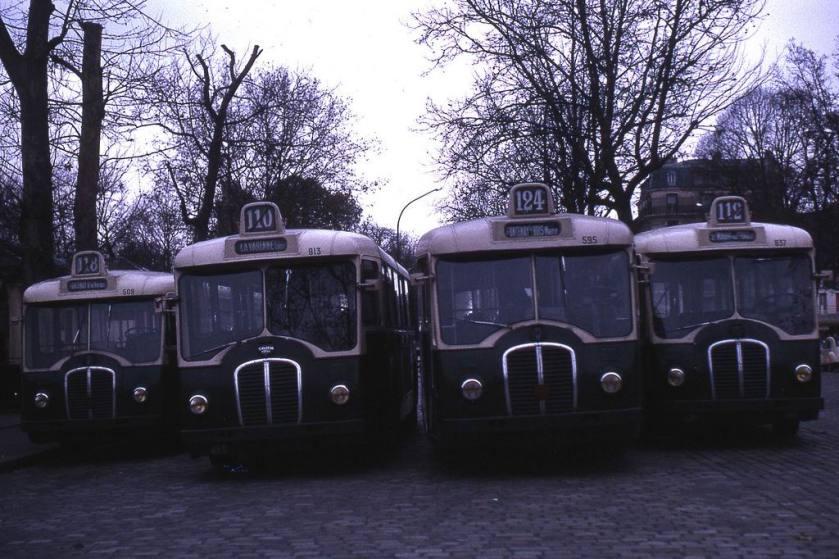 1967-0002 - Paris RATP, autobus Somua OP5-2