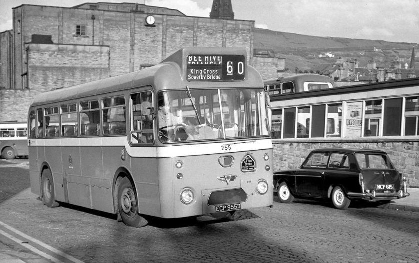 1967 AEC Reliance Strachan B39F