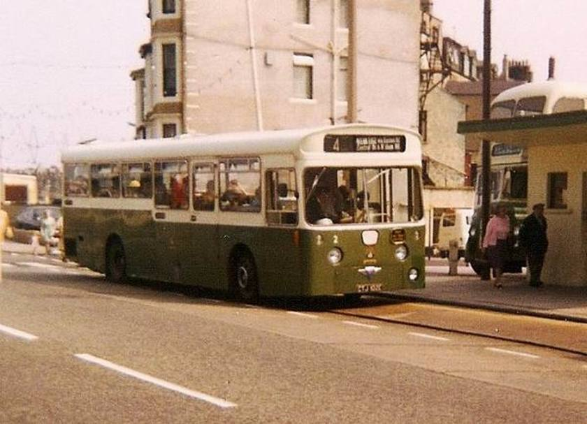 1967 AEC Swifts with Pennine bodywork seating 50