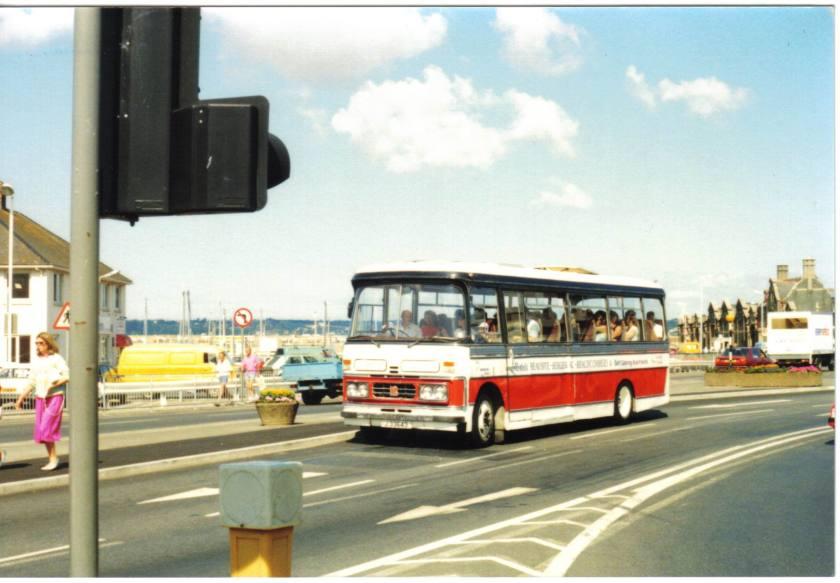 1967 Bedford SB Strachans J33643
