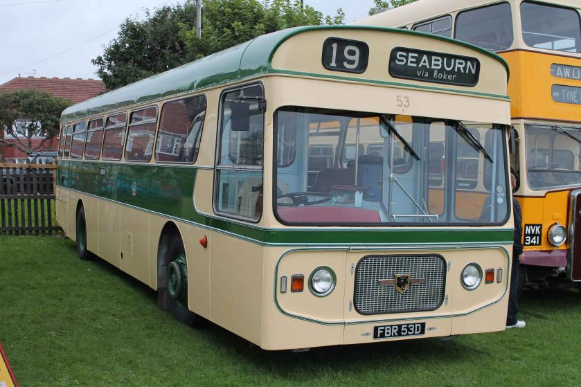 1967 Leyland Panther, Strachan,