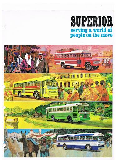 1967 SUPERIOR Series (USA 10-67)