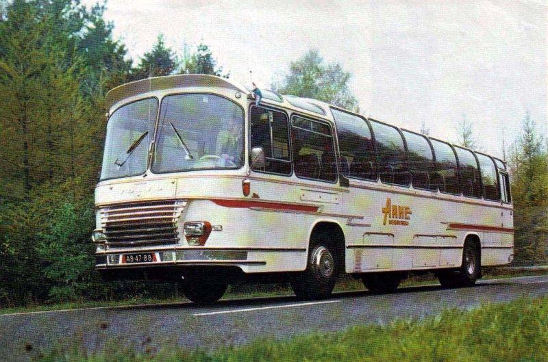 1967 VOLVO SMIT ARKE 7
