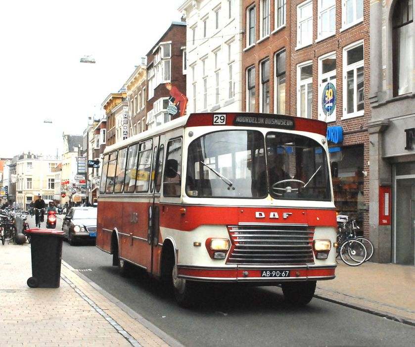 1968 LAB-bus 17, DAF-Smit Joure