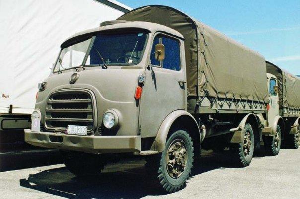 1968 Steyr-680МА, 4x4