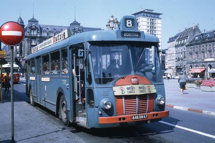 1969-0797 - Strasbourg, autobus Somua