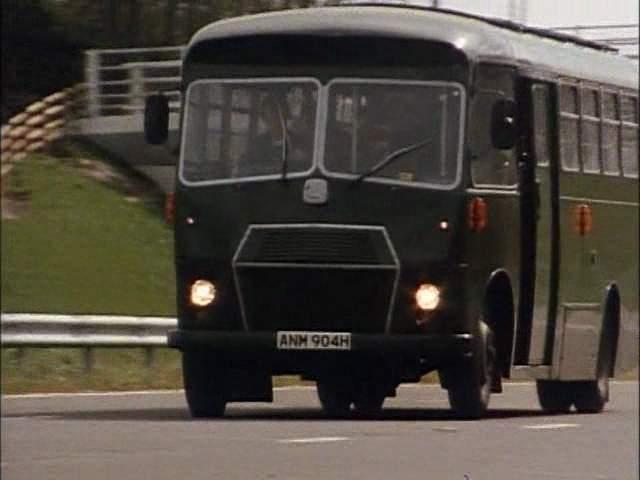 1969 Bedford VAS 3 Strachan body Ex-MoD