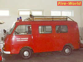 1970 Steyr-Fiat 1100 T 1,3
