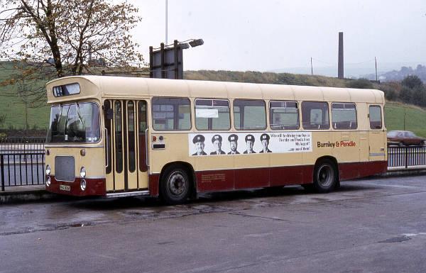 1971 Bristol RESL6L with Seddon Pennine B46F