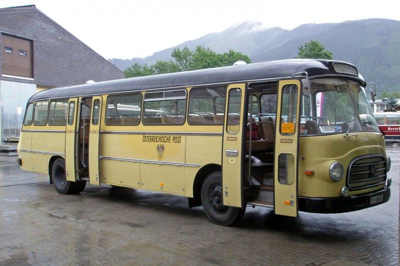 1971 Steyr-Saurer 4 SHFN-OL Postbus