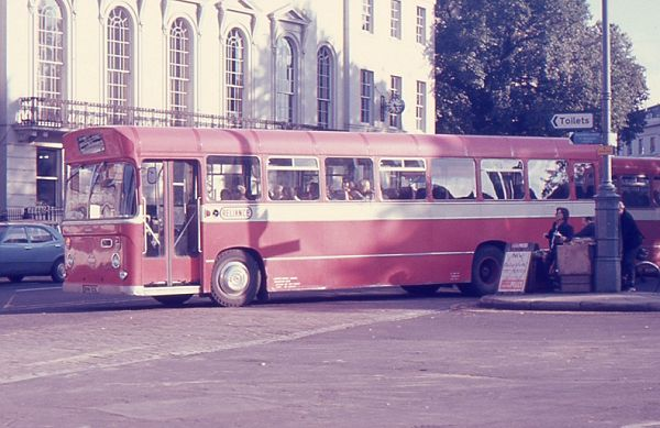 1972 Seddon-bodied Seddon Pennine RUs
