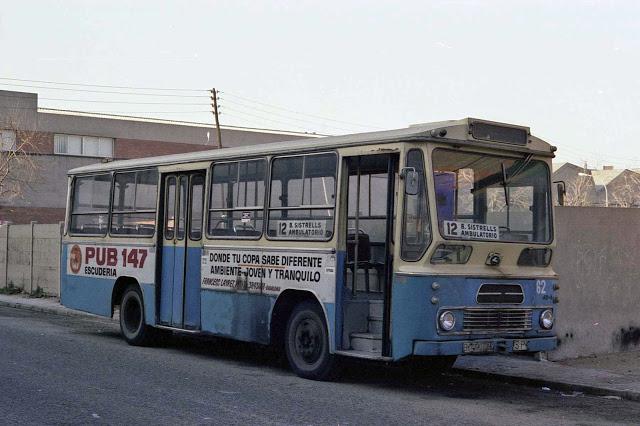 1972 Seida Pegaso del model 5062 AN 20-20  82