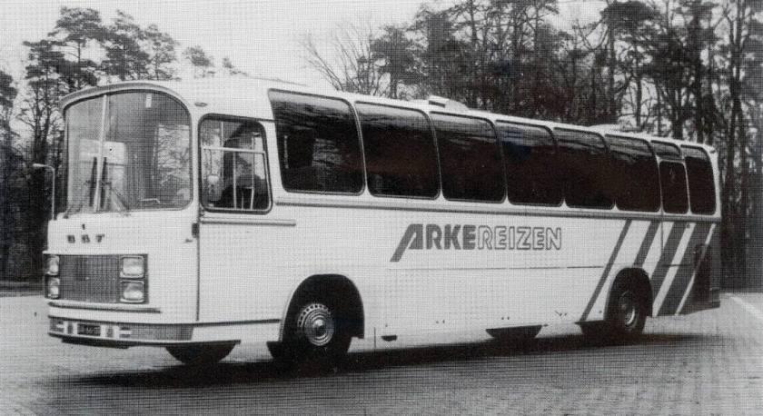 1973 DAF Arke DAF+Smit