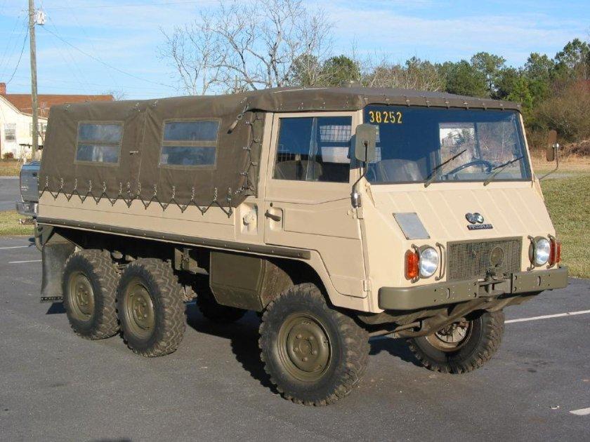 1973 STEYR-PUCH PINZGAUER 712 Mz