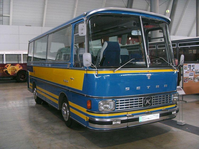 1974 Setra S80