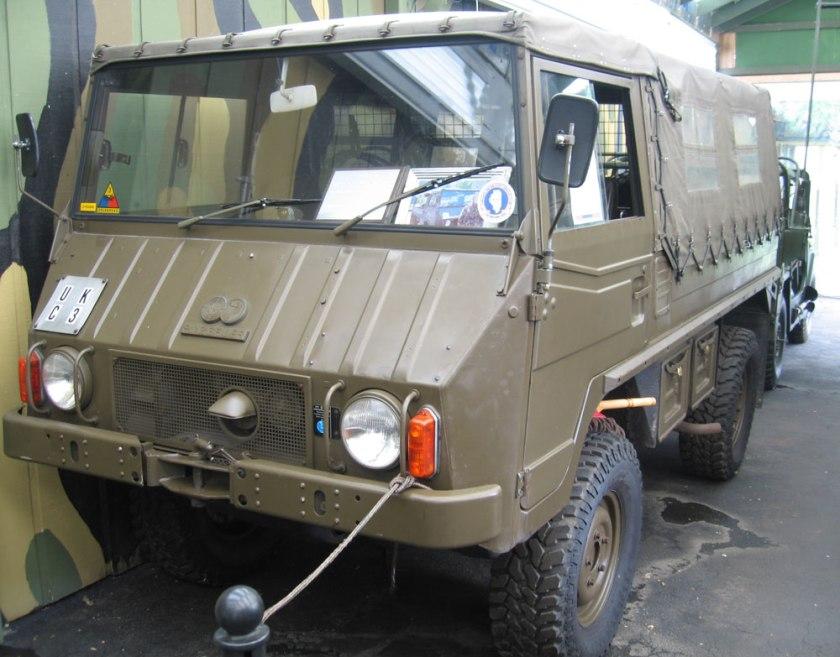 1974 Steyr-Puch Pinzgauer