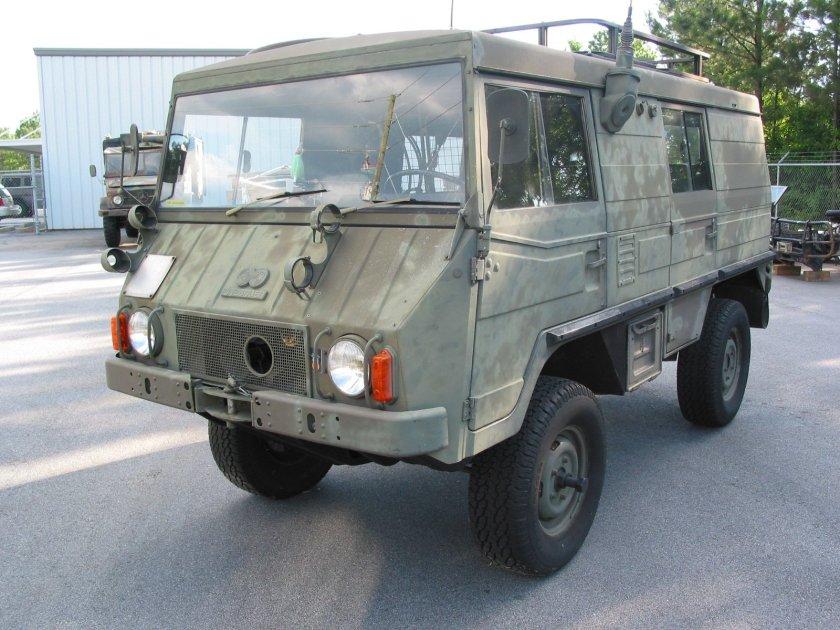 1975 STEYR-PUCH PINZGAUER 710 Ky