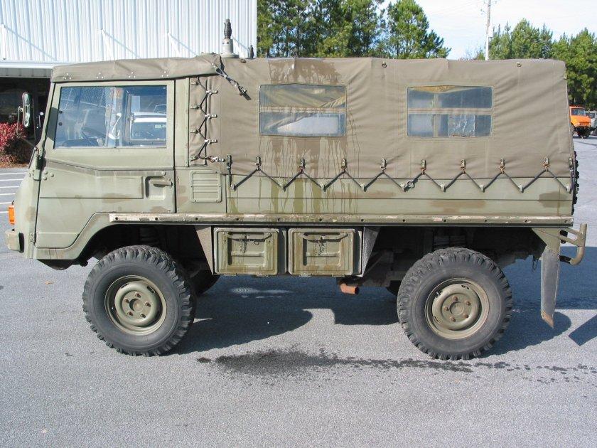 1975 STEYR-PUCH PINZGAUER 710 Mz