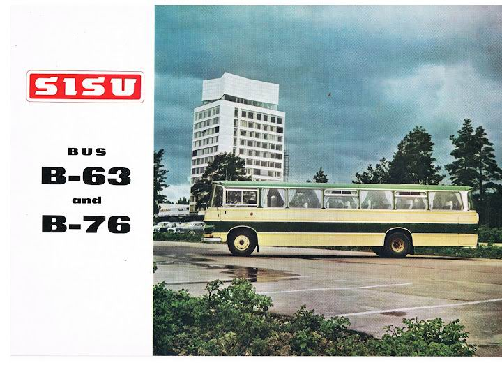 1976 SISU B-63+B