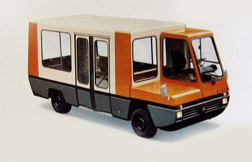 1976 Steyr City-Bus