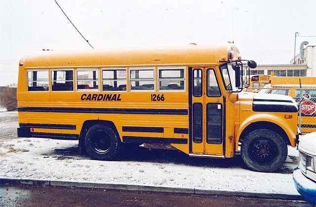 1979 Small Superior GMC 36 passenger.