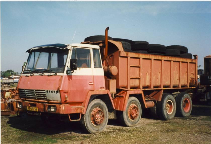 1980 steyr 1890 40vb34