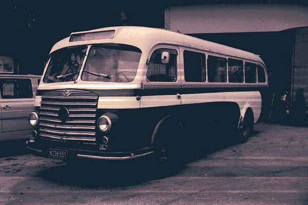 1982 Steyr-Bus