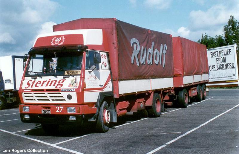 1984 Steyr 1491.310