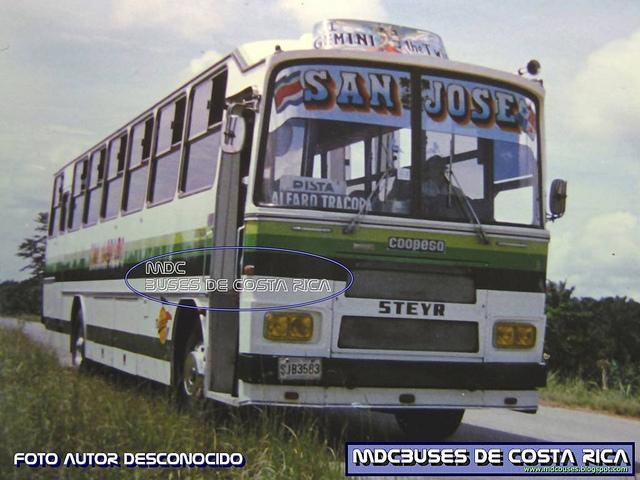 1986 Interurbano - Steyr 1291