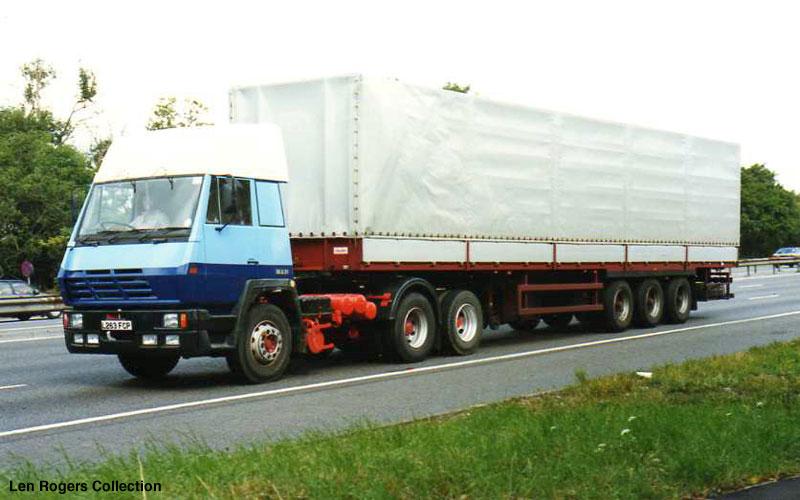 1989 Steyr 25 S 31
