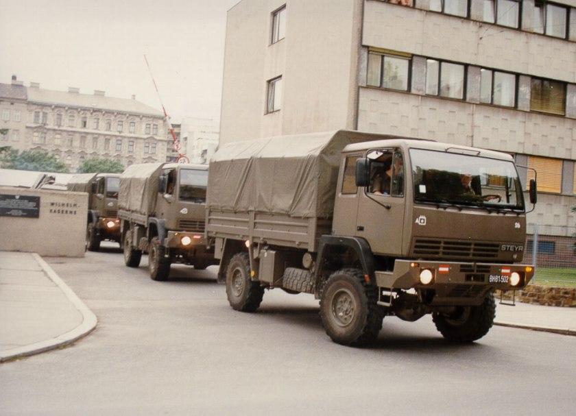 1994 steyr 12m18
