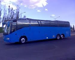 1999 Irizar 59 Passenger Spartan Buses