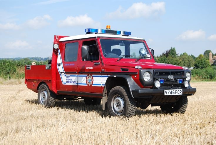1999 Steyr-Daimlar-Puch Super G West Sussex