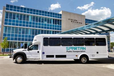 2012 Spartan 5775 Bus