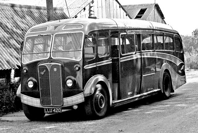 AEC Regal III Gurney Nutting