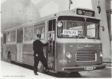Autobús Pegaso-Seida 5020