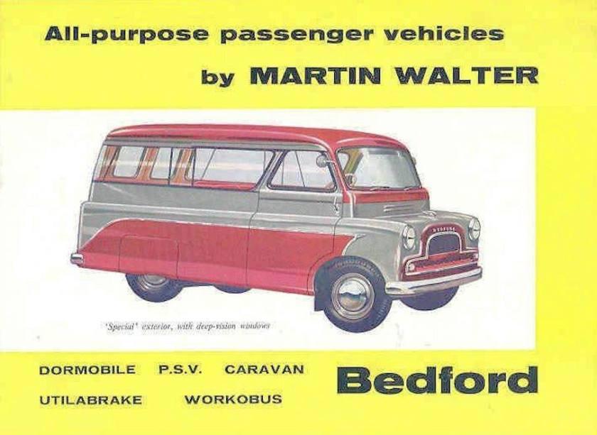 Bedford Martin Walker Kenex