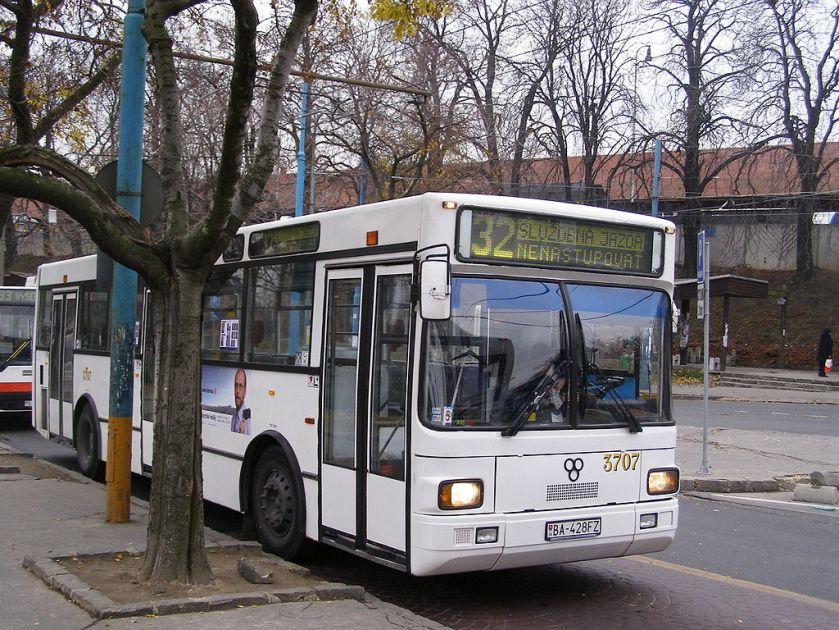 Bus TAM 232 A 116 M in Bratislava
