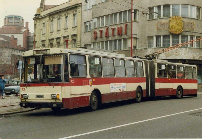 Škoda 15Tr 1992
