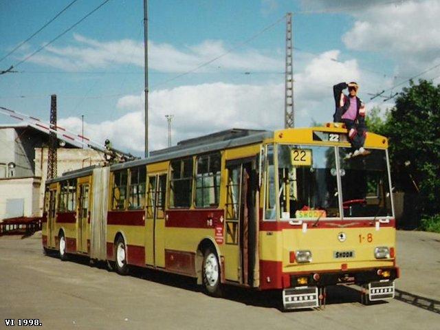 Škoda 15Tr 1998