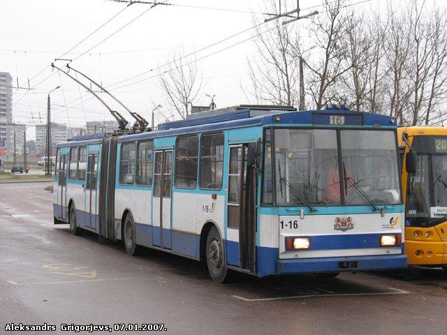 Škoda 15Tr Nr. 1-16
