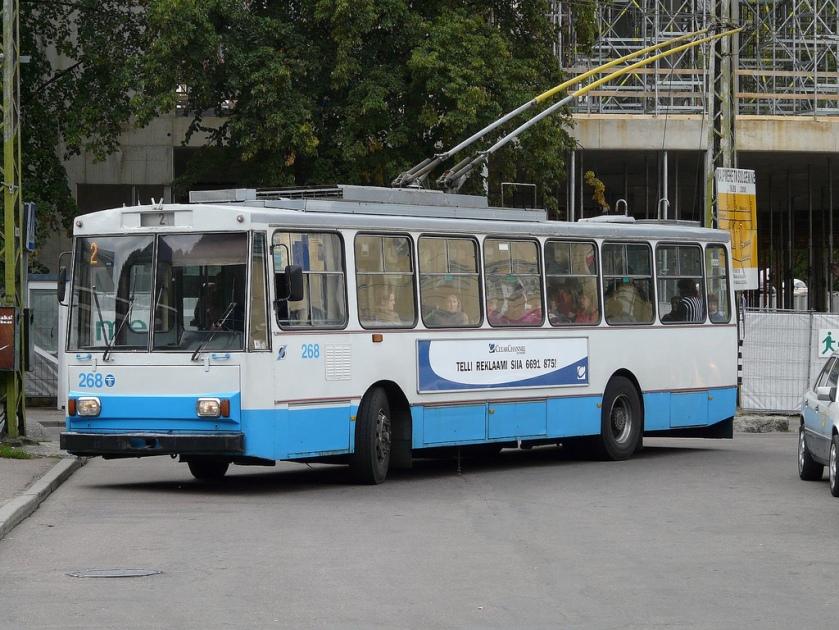 Škoda 15tr trolleybus