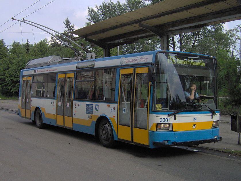Škoda 21Tr Ostrava
