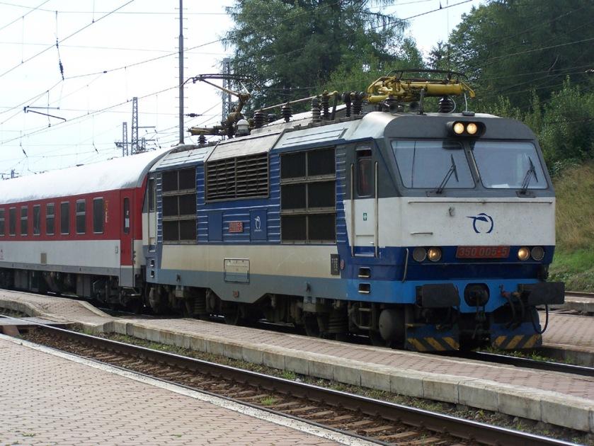 Škoda 350 Csorba