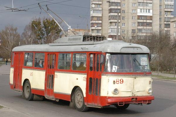 ŠKoda 9Tr-Riwne-89