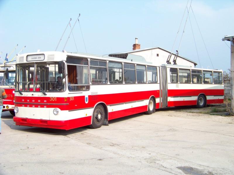 Škoda Sanos S200 Tr